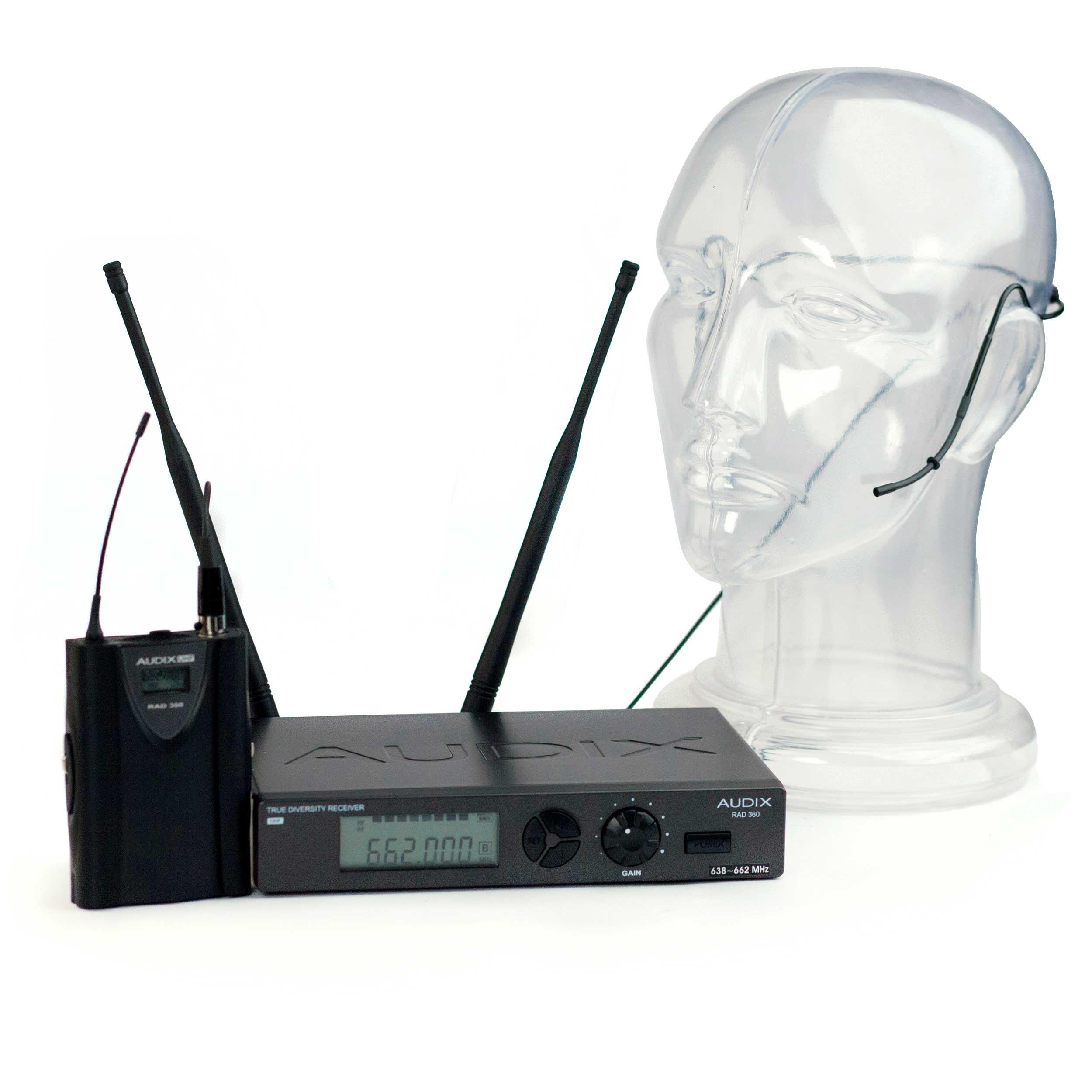 Audix RAD360 HT5 Headset