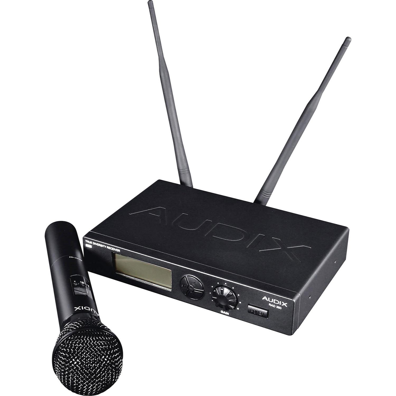 Audix W3OM3 Handheld Mic
