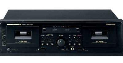 Marantz PMD505 Dual Deck Recorder