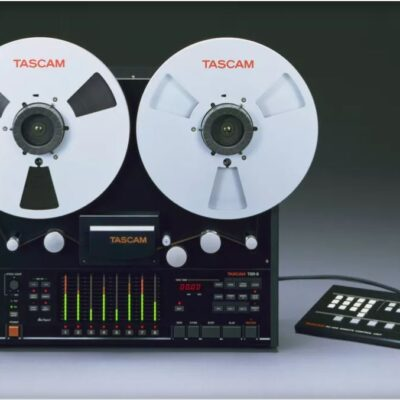 TascamTSR-8 8-Track Recorder