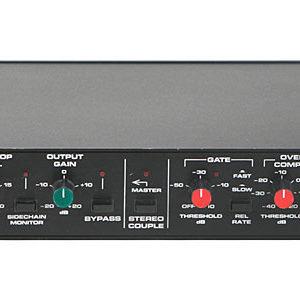 dBX 166 Compressor/limiter
