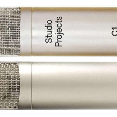 studio-project-C1 microphone