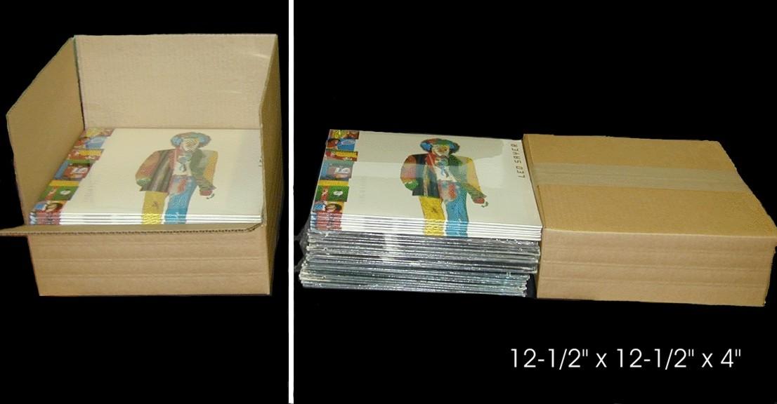LP Shippling Box