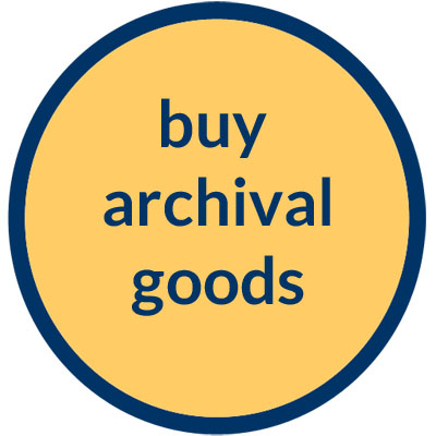 2-Buy Archival Supplies