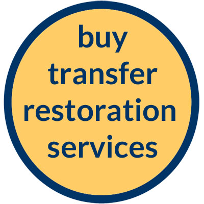 3-Buy Transfer/Restoration Services