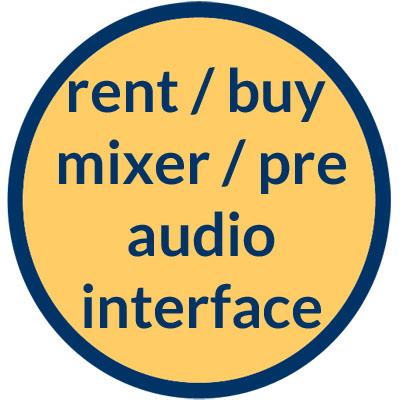 03-mixer/preamp/interface